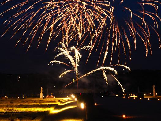Les soirées aux chandelles au château de Vaux le Vicomte