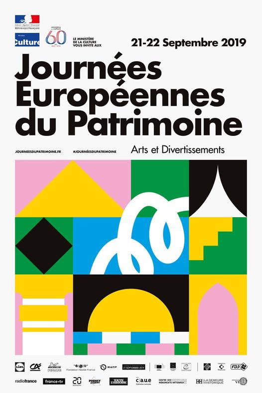 Journées européennes du patrimoine 2019 : plus de 12 millions de Français partagent la passion du pa