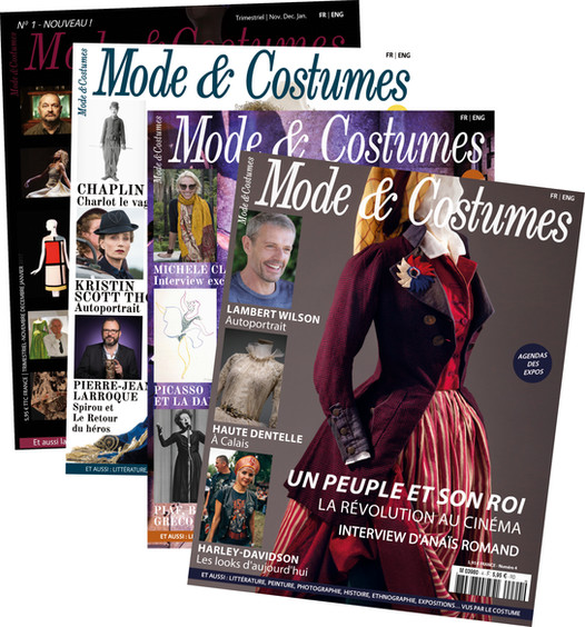 La revue Mode et Costumes tisse sa toile
