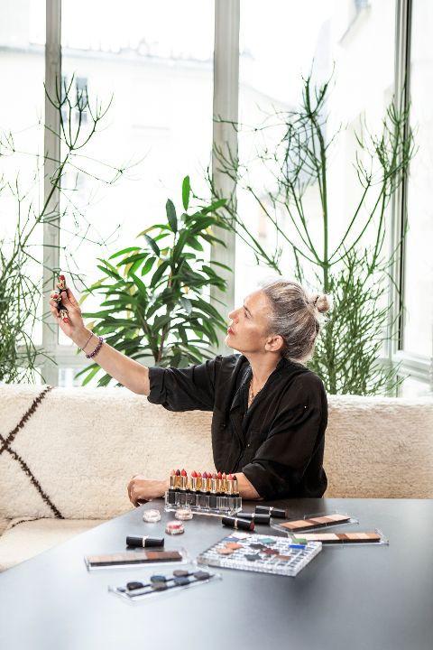 L'Oréal Paris collabore avec Isabel Marant pour la première collection de maquillage de la créat