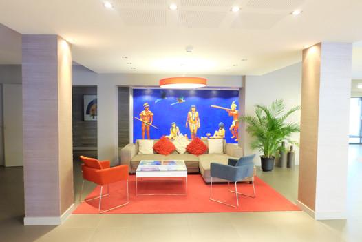 Best Western plus hôtel & spa de Chassieu 4 étoiles : confort, spa et petit déjeuner complet à d