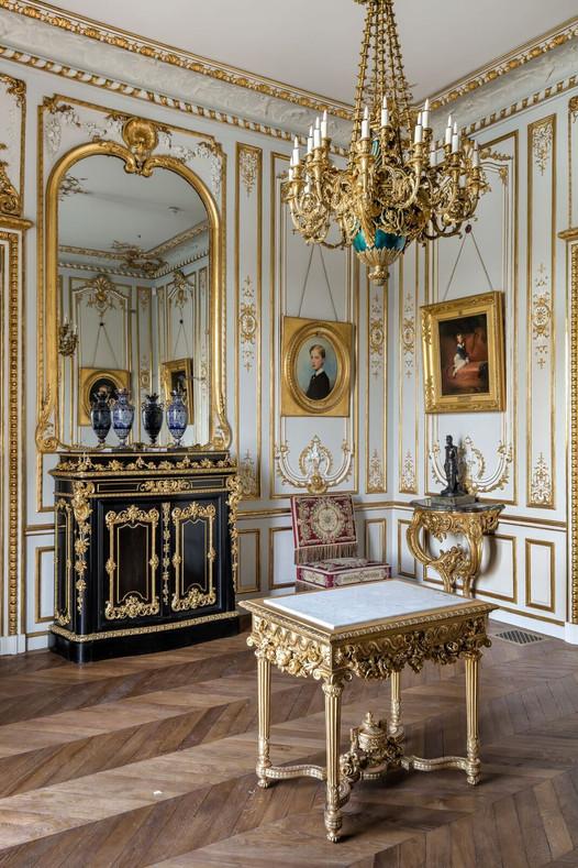 Réouverture des appartements privés du duc et de la duchesse d'Aumale à Chantilly