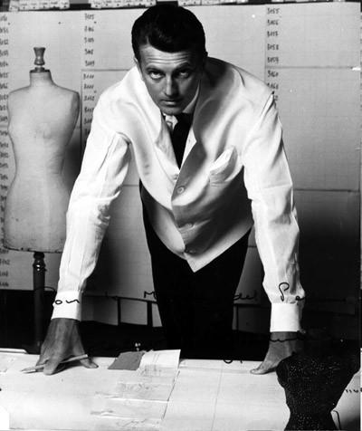 Hubert de Givenchy : « La robe doit suivre le corps d'une femme et non l'inverse »