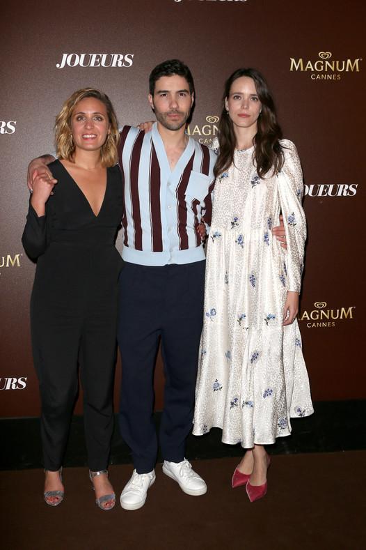 """Soirée de la Plage Magnum Cannes : le film """"Joueurs"""" avec Tarah Rahim"""