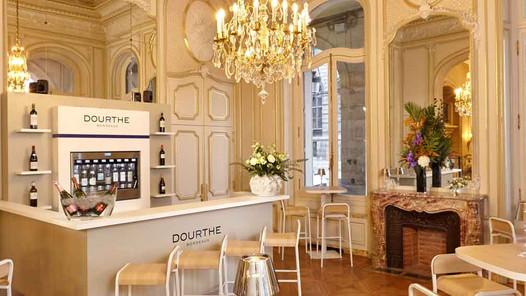 Le bar à vins de l'Hôtel Regina Paris