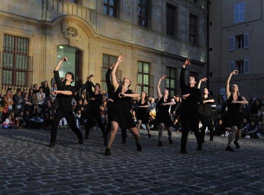 Le Ballet Preljocaj en représentation exceptionnelle à l'Abbaye de Montmajour le samedi 26 mai 2018