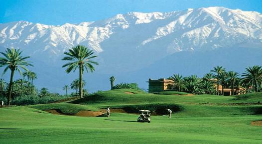 Le Maroc, meilleure destination golfique d'Afrique !