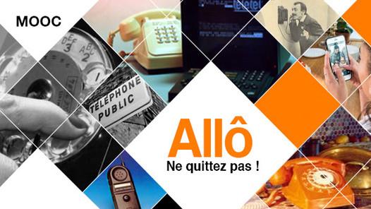 Nouveau MOOC culturel : L'histoire du téléphone et de ses usages