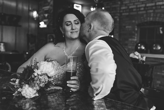 Lacombe Photography - The Big Red Barn Wedding