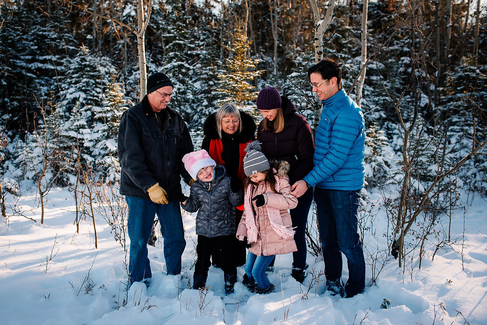 Winter Photographs at Heritage Ranch = Photographers in Red Deer