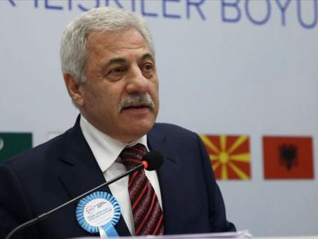 TDPB Başkanı Nail Çelebi: ''Kafkasya'da güçlenen Azerbaycan ve dengeleyici güç Türkiye var''