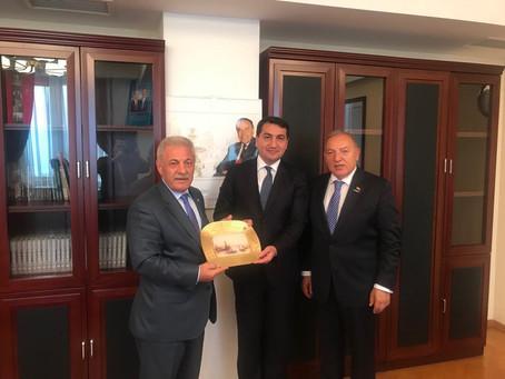 AZERBAYCAN ZİYARETİ ( 3 )
