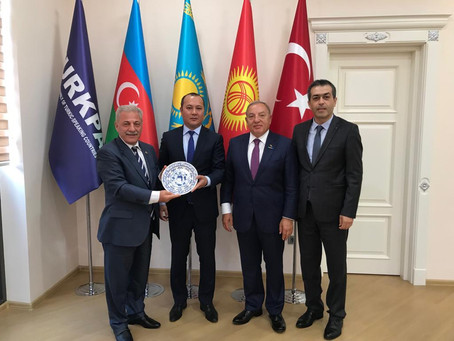 AZERBAYCAN ZİYARETİ ( 1 )