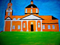 Тетерина Любовь 2 МЕСТО в конкурсе рисунков ко Дню города 2015 среди участников в возрасте от 11 до