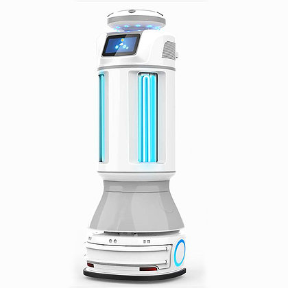 Disinfection Robot / Highly-Efficient Sterilization Disinfection