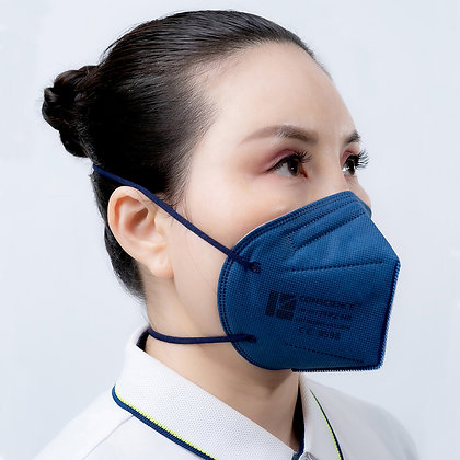 Conscience JW-017 (FFP2) CE & EUA - 1/4 case (400 masks @ $.75/mask))