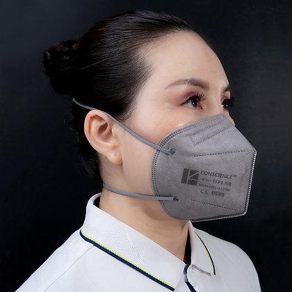 Conscience JW-017 (FFP2) CE & EUA - 20 masks/box @ $.80/mask (4 Box order)