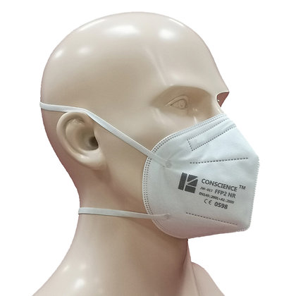 Conscience JW-017 (FFP2) CE & EUA Approved - MOQ = 500 masks