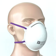 N95 style resiprator European Medical Standard CE Approved half mask cup mask