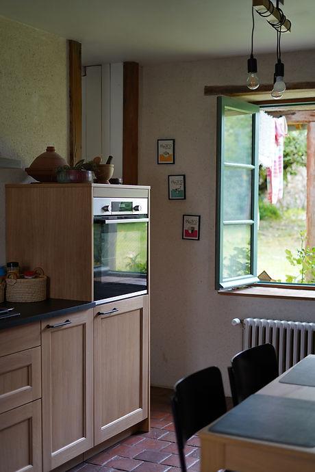 cuisine cottage blois