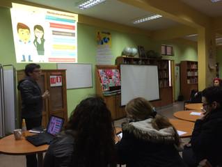 De la Tolerancia a la Celebración de la Diversidad: Reflexionando junto a docentes de Recoleta.
