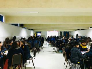 En múltiples talleres y charlas participaron estudiantes de 7º a IVº medio en Llo-Lleo