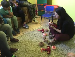 Corporación María Ayuda de Ovalle nos recibe para realizar talleres a niños/as y adolescentes de las
