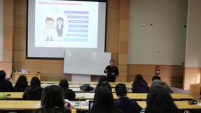 Universidad Austral nos invitó a participar en la formación de monitores en Educación Sexual y VIH