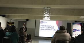 Conversando sobre Pornografía y Redes Sociales con Apoderados/as del Colegio Fernández León