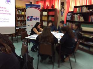 Segunda Jornada junto al Colegio República de Guatemala