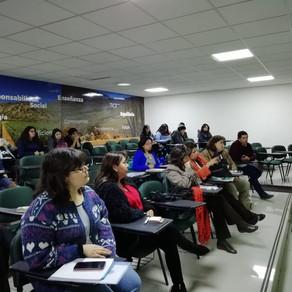 """En la Universidad de La Serena llevamos a cabo la Charla """"El rol de los/as docentes de Biología"""