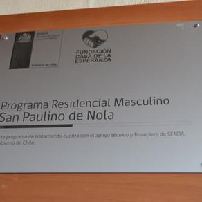 Taller de Salud Sexual y Reproductiva se realizó en la Residencia San Paulino de Nola en La Serena