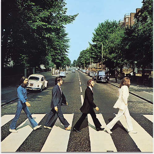 The Beatles - 'Abbey Road' (Pre-order)