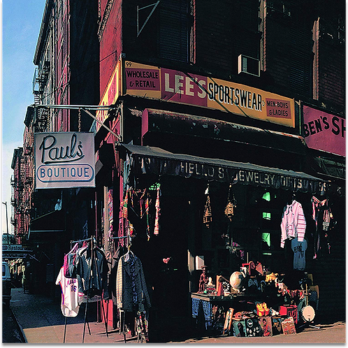 Beastie Boys - 'Paul's Boutique' (Pre-order)