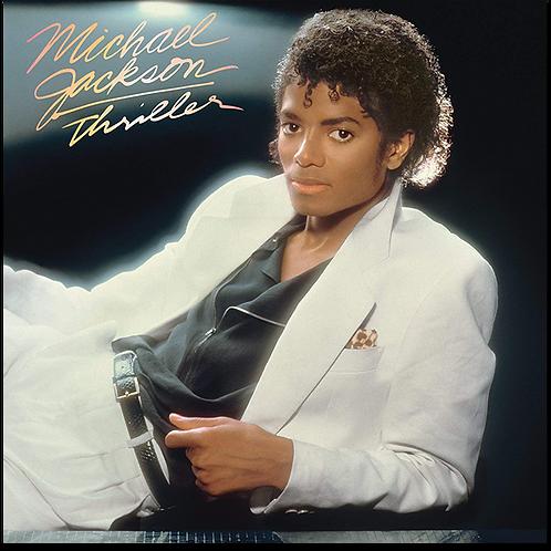 Michael Jackson - 'Thriller' (Pre-order)