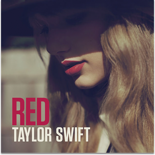 Taylor Swift - 'Red' (Pre-order)