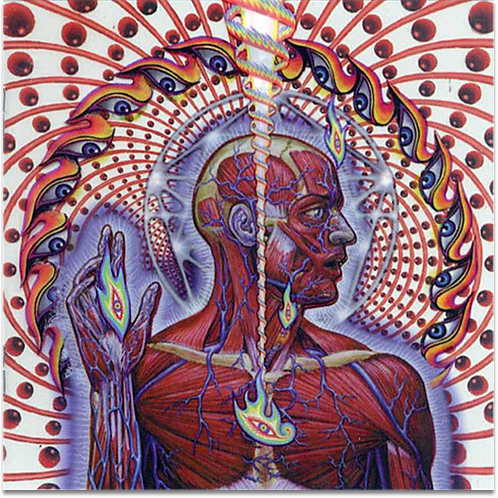 Tool - 'Lateralus' (Pre-order)