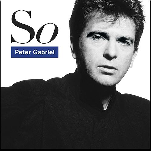 Peter Gabriel - 'So' (Pre-order)