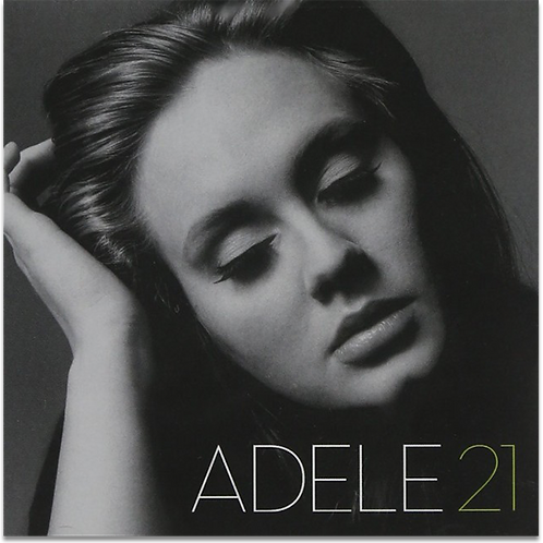 Adele - '21' (Pre-order)