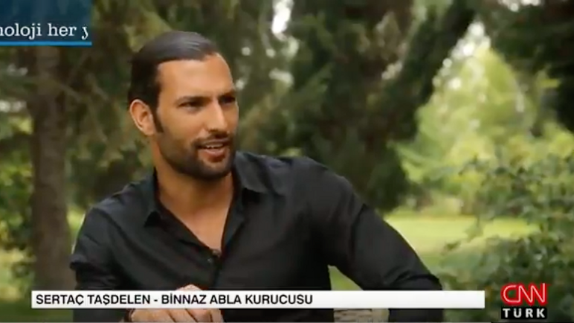 CNN Turk Interview