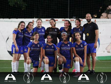 Concluye la 6ta Jornada de La Liga Deportiva Colegial de Santiago.