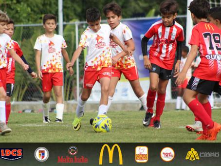 Hoy 6ta Jornada Liga Deportiva Colegial de Santiago.