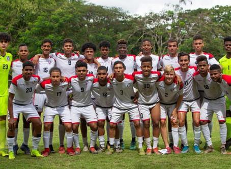 Sedofútbol Sub-20 masculina está lista para su debut premundialista.