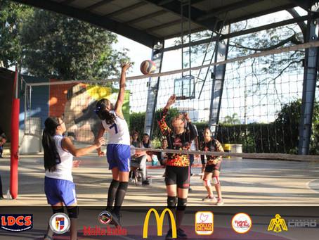 De vuelta la acción en la Liga Deportiva Colegial de Santiago LDCS.