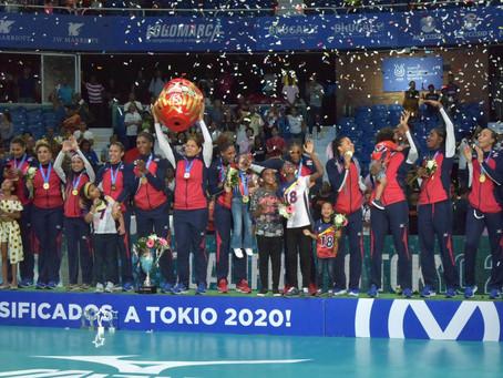 República Dominicana se une al desfile de Tokio 2020.