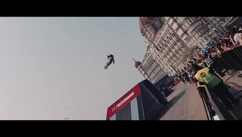 Redbull x OnePlus x Tom Pages