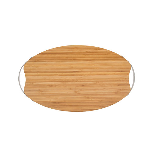 MULTI USE BAMBOO CUTTING, SERVING, CHEESE & BREAD BOARD (LARGE)
