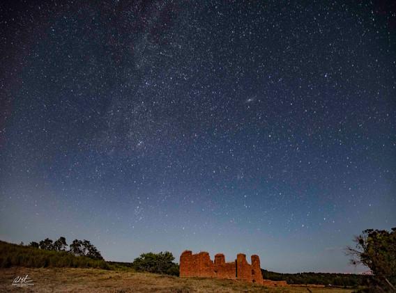 Stars Over Quarai