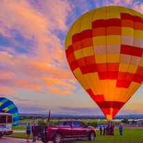 Balloon Camp