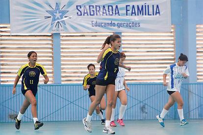 Handbol - Colégio Sagrada Família